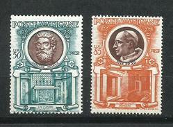 Vaticano. 1953_Serie Papal. Urgente. - Vaticano (Ciudad Del)