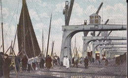 ANVERS QUAI D'HERBOUVILLE - Antwerpen