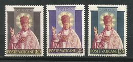 Vaticano. 1954_Coronacion Pio X - Vaticano (Ciudad Del)