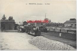 Beauval  - La Gare - Beauval