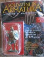 ARMATURA NAPOLETANA XIV SECOLO- DE AGOSTINI (260215) - Figurini & Soldatini