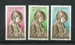 Vaticano. 1955_5º Centenario De La Muerte De Nicolas V - Vaticano (Ciudad Del)