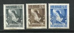 Vaticano. 1956_5º Centenario De La Muerte De Santa Rita. - Vaticano (Ciudad Del)