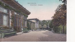AK Bad Sulza - Kinderheilbad - Spielplatz - 1910 (26090) - Bad Sulza