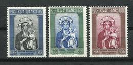 Vaticano. 1956_Virgen Polonesa De Czestochowa. - Vaticano (Ciudad Del)