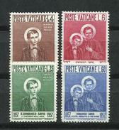 Vaticano. 1957_Centenario De La Muerte De San Dominico Savio. - Vaticano (Ciudad Del)