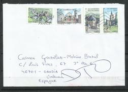 Francia. 2013_Carta Dirigida A España. - France
