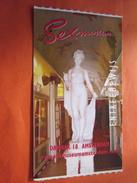SEX Sexe Muséum-Musée Biglietto Vieux Papiers >Ticket D'entrée Bevijs  >Entry Billet Amsterdam Europe - Toegangskaarten