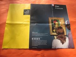 Vieux Papiers >Plan Guide Dépliant Touristique En Français Musée Muséum Van Gogh Amsterdam Europe - Toeristische Brochures