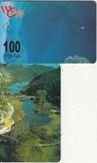 MONTENEGRO - River Of Montenegro, 08/01, Sample(no Chip, No CN) - Montenegro
