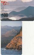 MONTENEGRO - Mountains Of Montenegro, 08/01, Sample(no Chip, No CN)