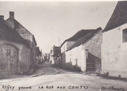 Photo  De La Rue Aux Contes à Ruffet Yonne (89) - Places