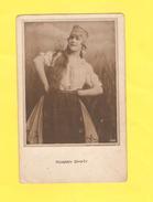 Postcard - Film, Actor, Kosary Emmy    (24369) - Schauspieler
