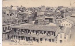 Egypt Port Said View Of The Native Quarter - Port Said