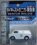 Police Van - Cars & 4-wheels
