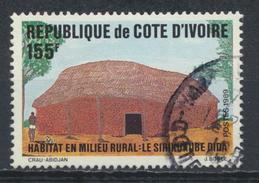 °°° COTE D'IVOIRE - Y&T N°829 - 1989 °°° - Costa D'Avorio (1960-...)