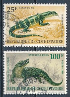 °°° COTE D'IVOIRE - Y&T N°833 - 1989 °°° - Costa D'Avorio (1960-...)
