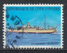 °°° COSTA D´AVORIO COTE D´IVOIRE - Y&T N°876 - 1991 °°° - Costa D'Avorio (1960-...)