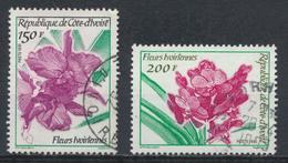 °°° COTE D'IVOIRE - Y&T N°886/87 - 1991 °°° - Costa D'Avorio (1960-...)