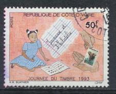 °°° COTE D'IVOIRE - Y&T N°902 - 1993 °°° - Costa D'Avorio (1960-...)
