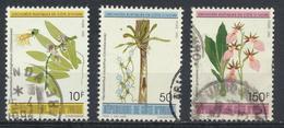 °°° COTE D´IVOIRE COSTA D´AVORIO - Y&T N°907/9 - 1993 °°° - Costa D'Avorio (1960-...)