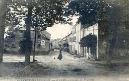Valence D'Albigeois - Avenue De Réquista - Valence D'Albigeois