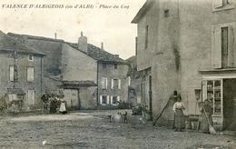 Valence D'Albigeois - Place Du Coq - Valence D'Albigeois