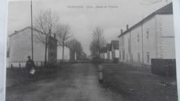 Tronville - Cités - Route De Velaines - France