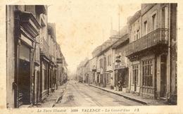 Valence - La Grand Rue - Valence D'Albigeois