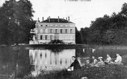 Condes. Le Château. (Animée). - Autres Communes