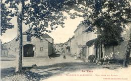 Valence D'Albigeois - Vue Prise Du Foirail - Valence D'Albigeois