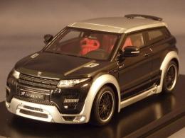 PremiumX 274, Range Rover Evoque Hamann, 2012, 1:43 - Voitures, Camions, Bus