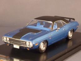 PremiumX 406, Dodge Challenger R/T, 1970, 1:43 - Voitures, Camions, Bus