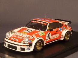 PremiumX 417, Porsche 934 #91, Le Mans 1980, C. Bussi - B. Salam - C. Grandet, 1:43 - Voitures, Camions, Bus
