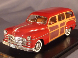 PremiumX 562, Dodge Coronet Woody Wagon, 1949, 1:43 - Voitures, Camions, Bus
