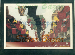 SALERNO-SALERNITANA IN SERIE A- ANNULLO SPECIALE 14/6/1998- MARCOFILIA - Calcio