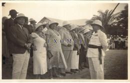Afrique Revue à Kalima Revue  Défilé Militaire 9x6cm Photo Ancienne - Unclassified