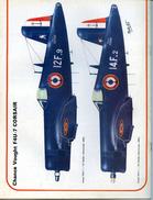 Modélisme Aéronautique CHANCE VOUGHT F 4U 7 CORSAIR - Non Classés