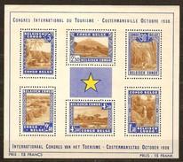Belgisch Congo Belge 1938 OCBn° Bloc 2 *** MNH Cote 165 Euro - Congo Belge