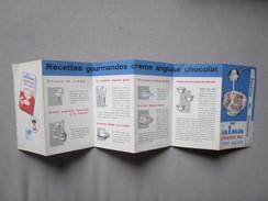 Dépliant Publicitaire / Little Cookbook:  15 Recettes De Philomene Avec ALSA Preparation Pour Creme Anglaise - Autres Collections