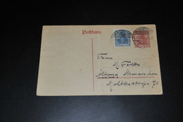 281- Postkarte Mit Stempel: Brunsbuttelkoog - Allemagne