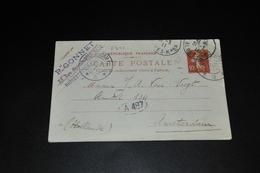 13- Carte Postale De Republique Francaise A Amsterdam - Frankrijk