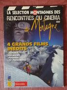 LA SELECTION MONTAGNES DES RENCONTRES DU CINEMA  DE MONTAGNE  K2 FOLIE  KARAKORAM    PYRAMIDE   22 PIERRA MENTA  Inedits - Sport