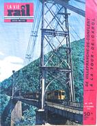 Revue La Vie Du Rail N° 379 (Décembre 1952): De Villefranche De Conflent à La Tour De Carol - Trains