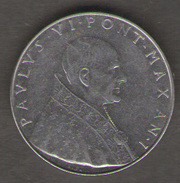 VATICANO 50 LIRE 1963 - Vaticano
