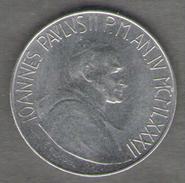 VATICANO 100 LIRE 1982 - Vaticano