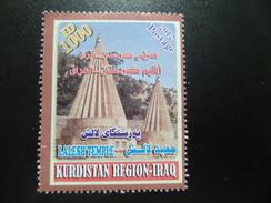 Kurdistan MNH 1000 D Lalaesh Temple - Iraq