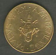 VATICANO 200 LIRE 1978 - Vaticano