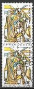 Timbres - Europe - Vatican - 1990 - 2 X 800. - N° 873 - - Vatican
