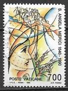 Timbres - Europe - Vatican - 1990 - 700. - N° 872 - - Vaticano (Ciudad Del)